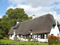 A luxury holiday cottage in Wales